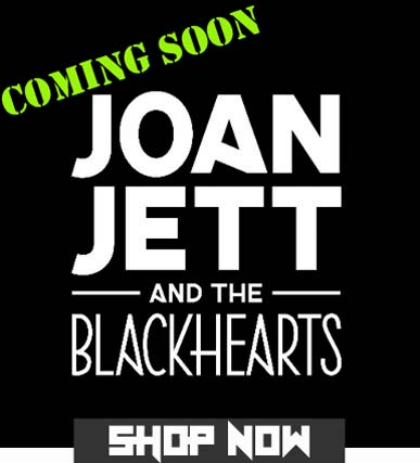 Wholesale Joan Jett T-Shirts